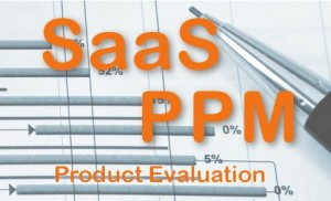 SaaS PPM Product Evaluation